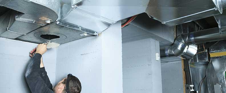 Hvac Duct Repair Hvac Air Duct Sealing Vancouver Wa All